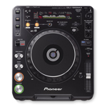 Hire Pioneer CDJ1000 CD Players