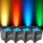 Chauvet Freedom Uplighters